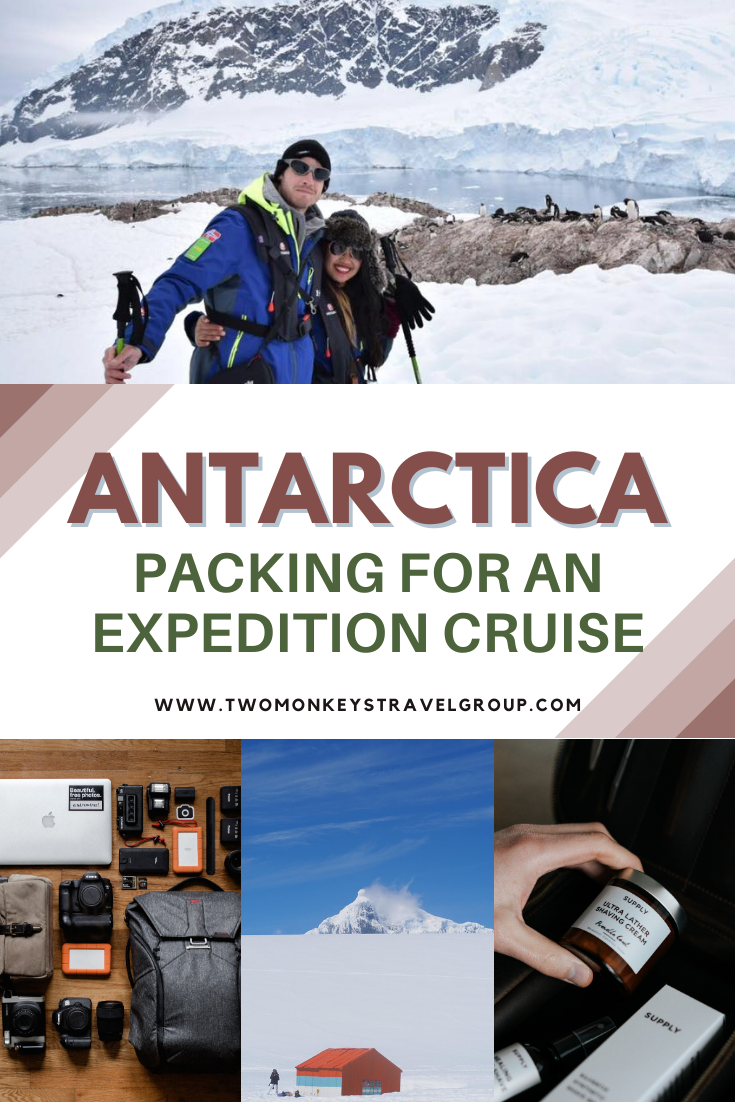 Packing for An Expedition Cruise to Antarctica – All You Need To Know
