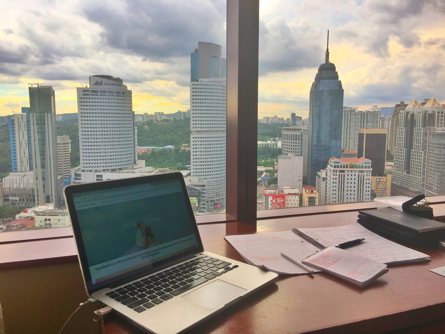 Perfect Bliss for Business and Leisure Travelers at Sheraton Imperial Kuala Lumpur Hotel