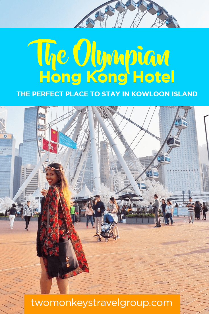 The Olympian Hong Kong Hotel - The Perfect Place to Stay in Kowloon Island