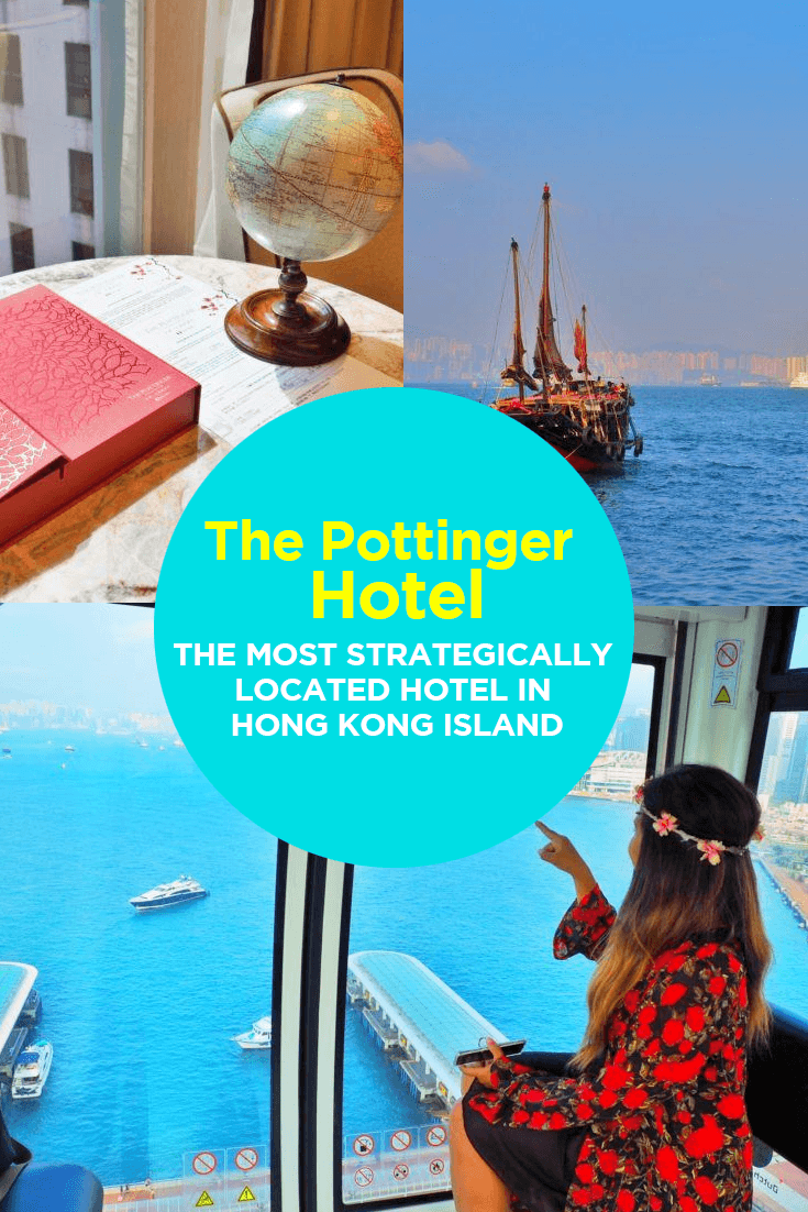 The Pottinger Hotel - the Most Strategically Located Hotel in Hong Kong Island