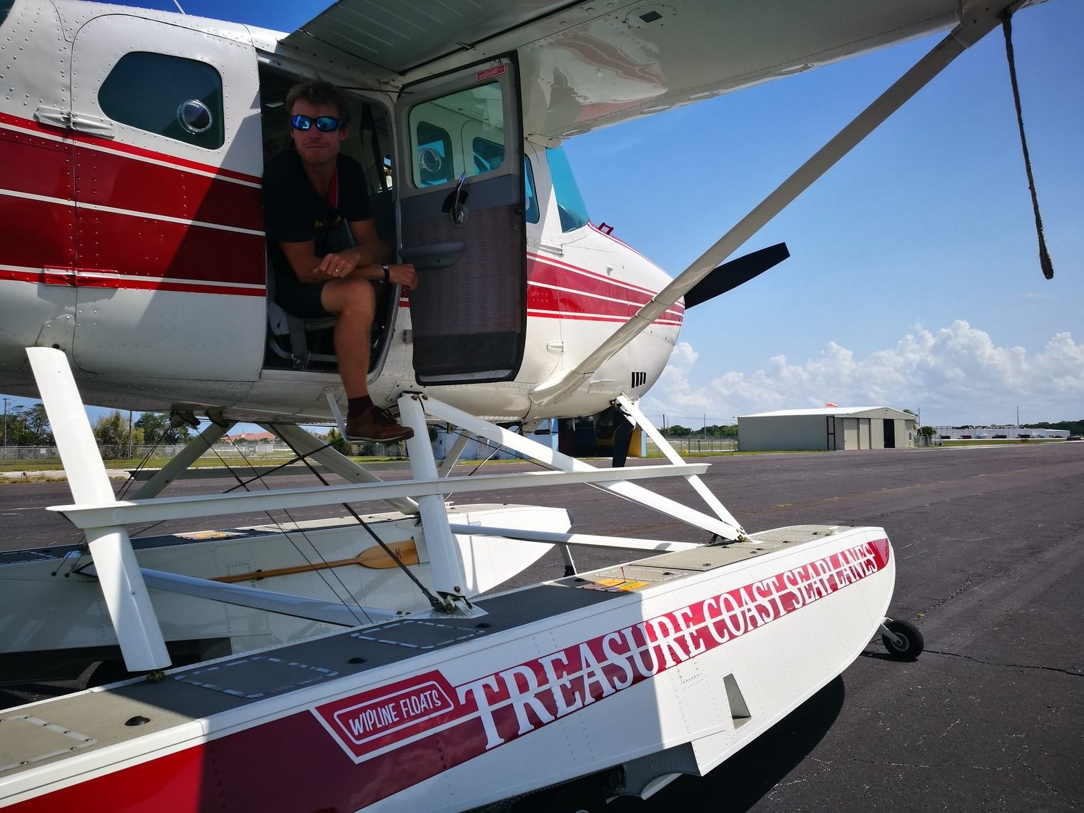 Treasure Coast Seaplane Tour