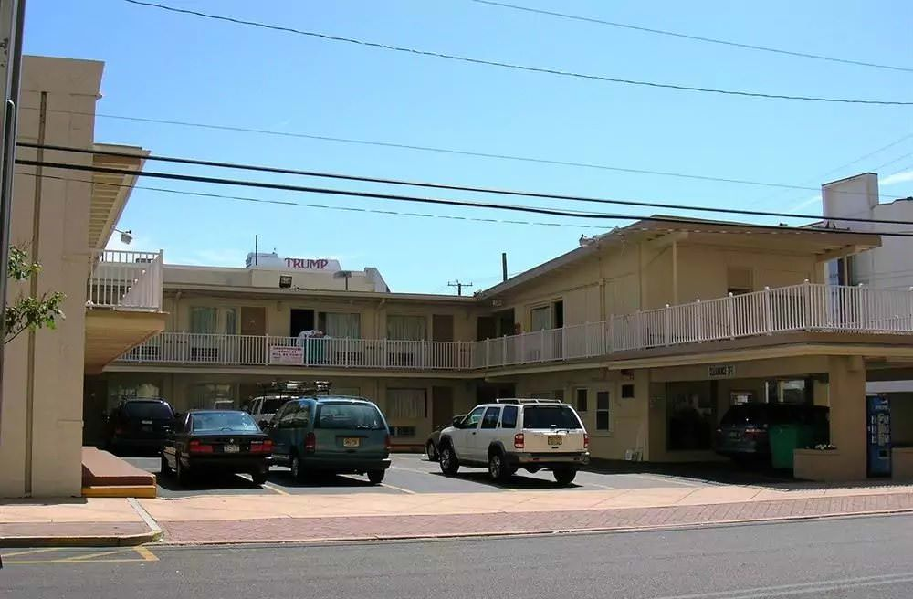 Ultimate List of Best Cheap Hostels for Backpackers in Atlantic City, New Jersey, Eldorado Motor Inn