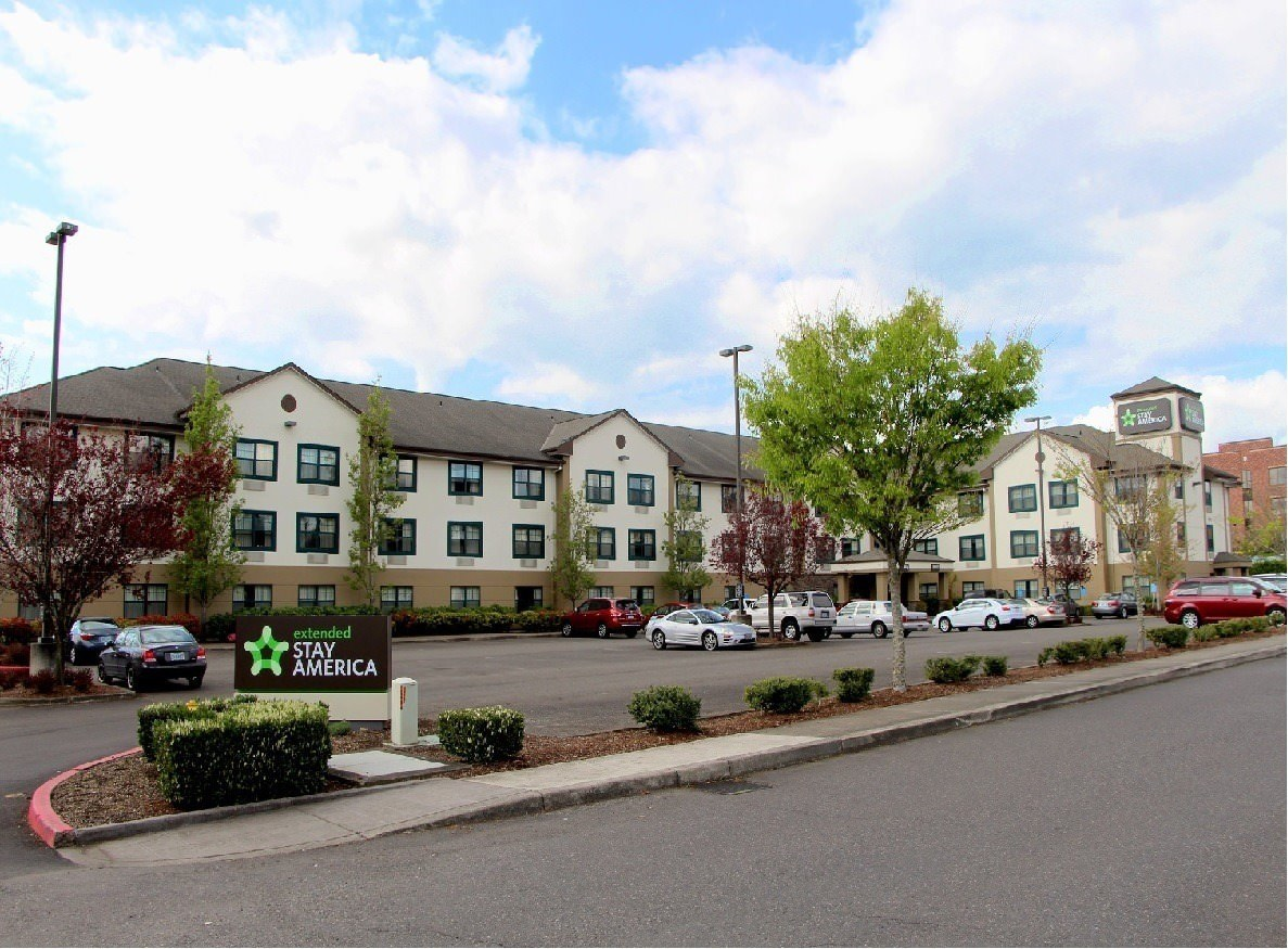 Extended Stay Hotels Beaverton Oregon