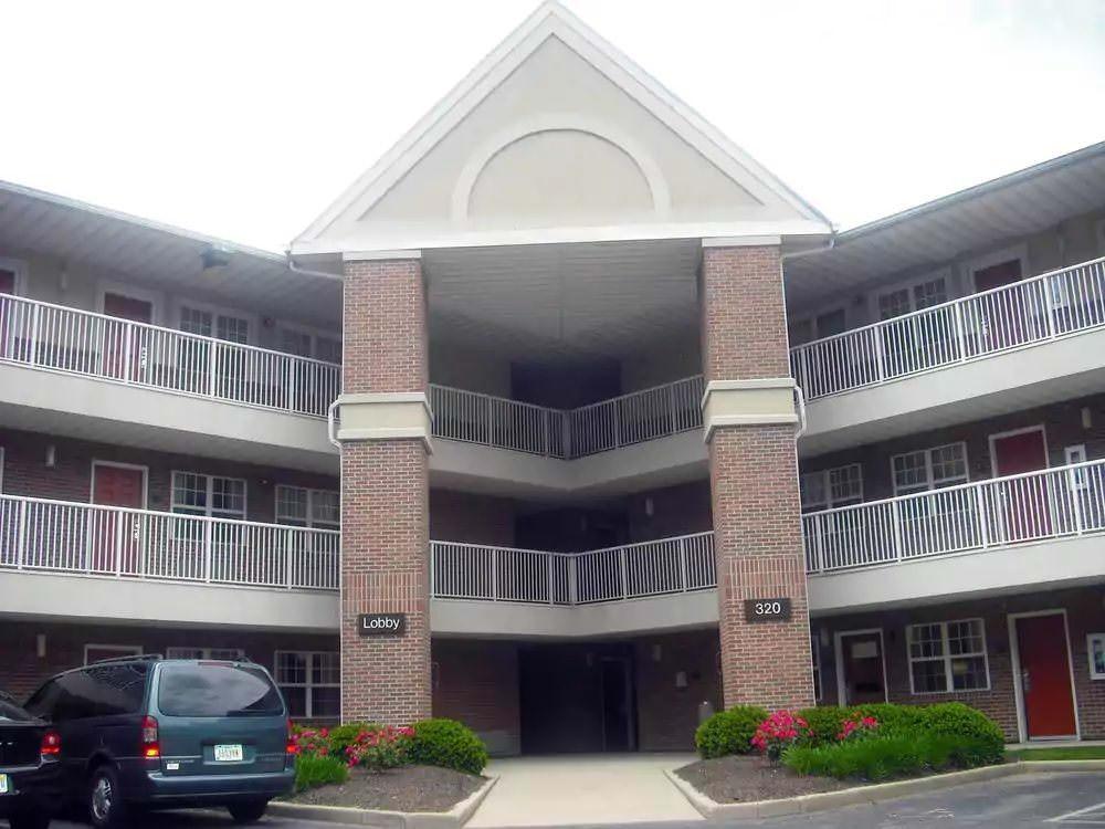 Ultimate List of Best Cheap Hostels for Backpackers in Cincinnati, Ohio, Extended Stay America - Cincinnati - Springdale