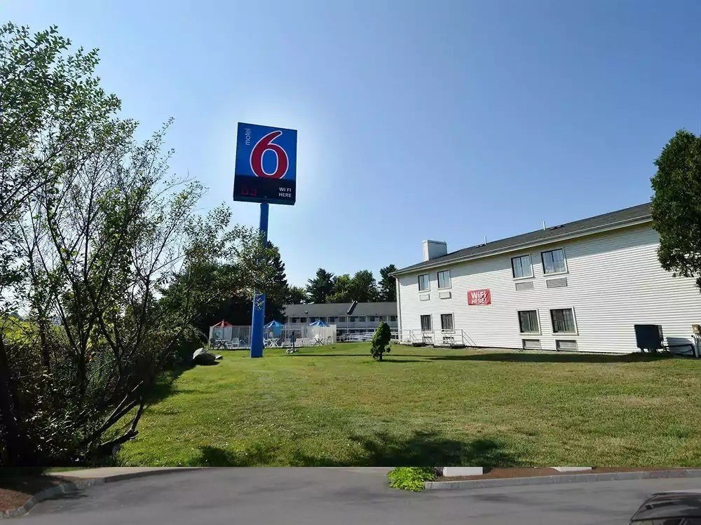 Ultimate List of Best Cheap Hostels for Backpackers in Nashua city, New Hampshire, Motel 6 Nashua