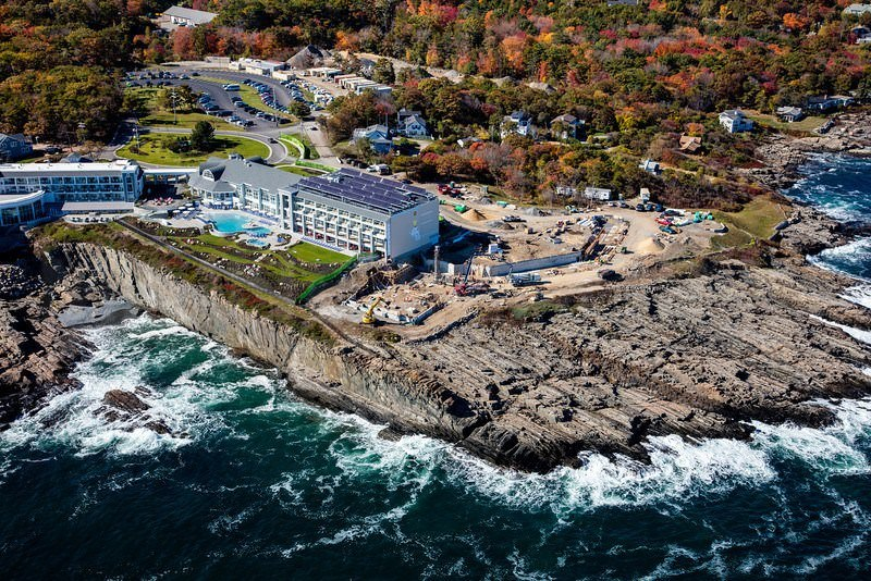 Ultimate List of Best Luxury Hotels in Ogunquit, Maine, Cliff House Maine