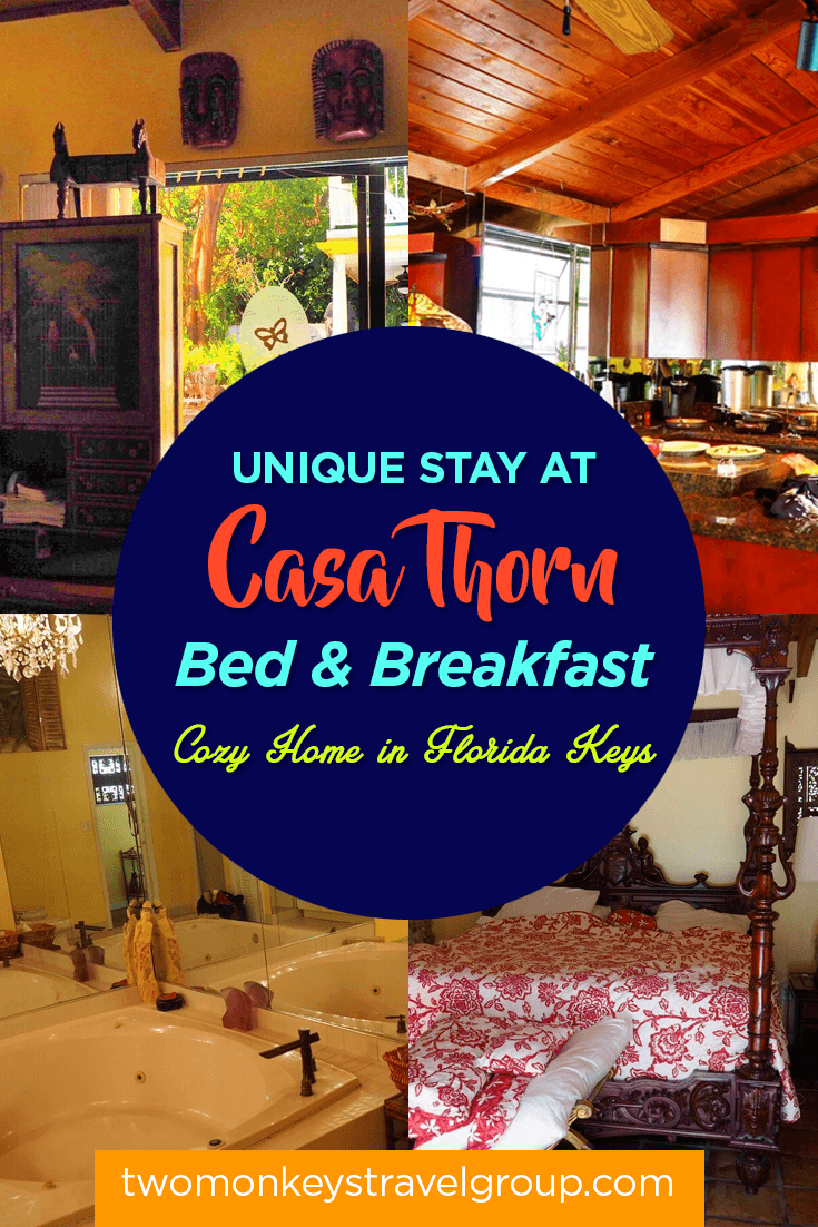 Unique Stay at Casa Thorn Bed & Breakfast - Cozy Home in Florida Keys