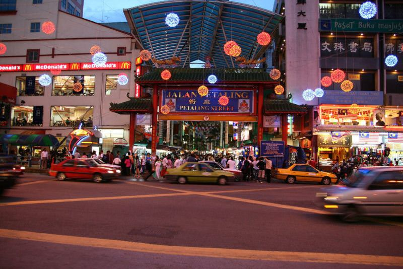 Weekend in Kuala Lumpur, Malaysia