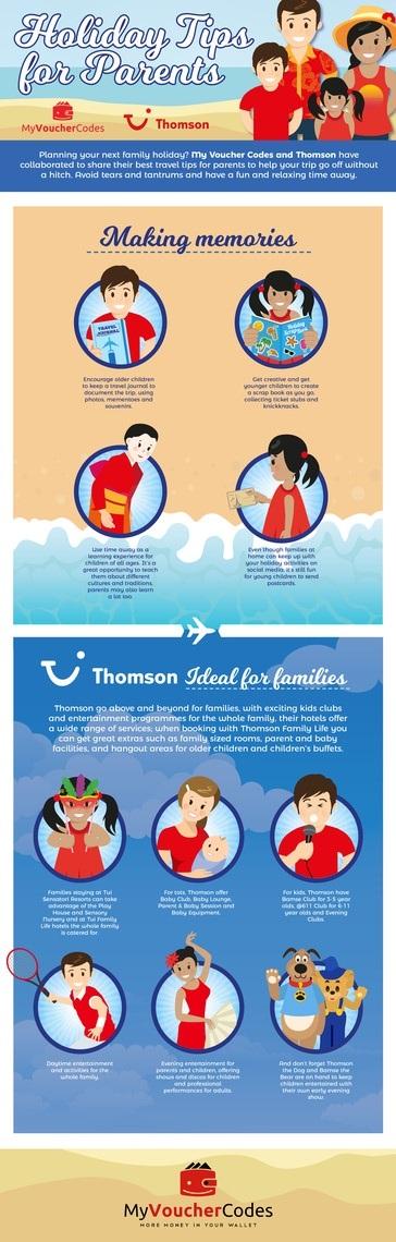 Family Summer Holiday Tips