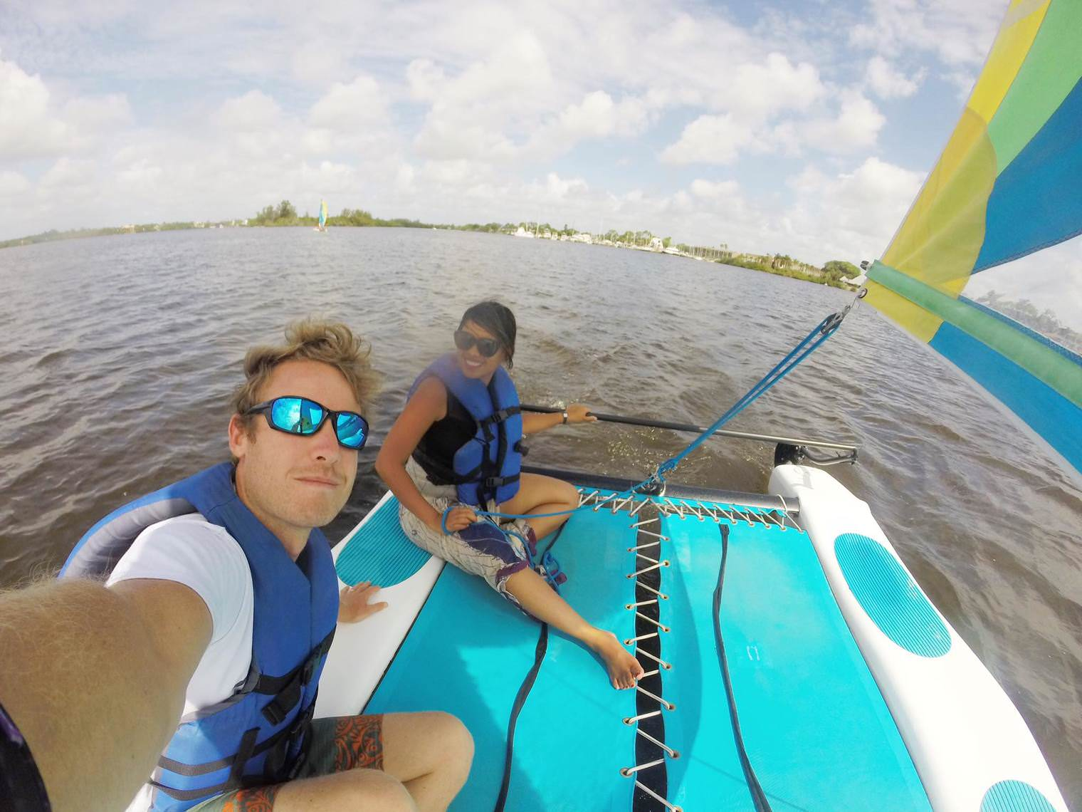 port st lucie_selfie_in_hobie_cat_gopro_2