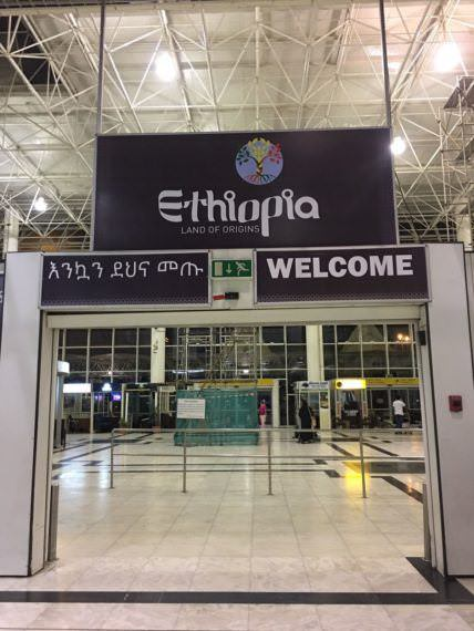 Business Class Experience with Egypt Air from Madrid to Cairo to Ethiopia