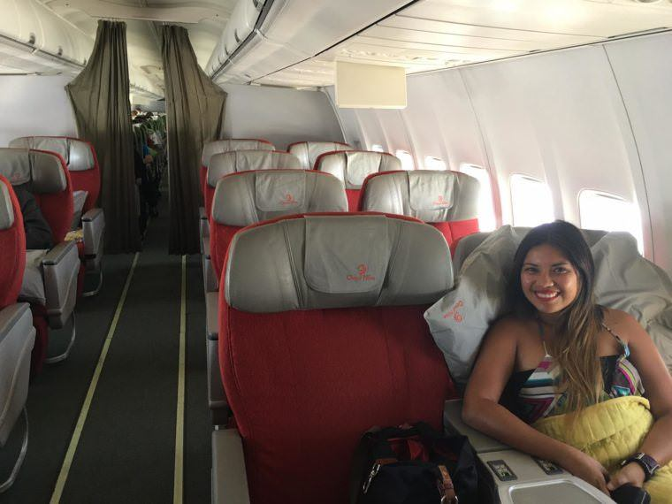 Business Class Experience with Ethiopia Airlines from Addis Ababa to Nairobi