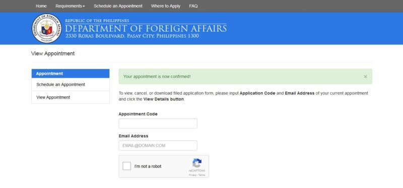 How to Apply for Philippines' DFA Passport