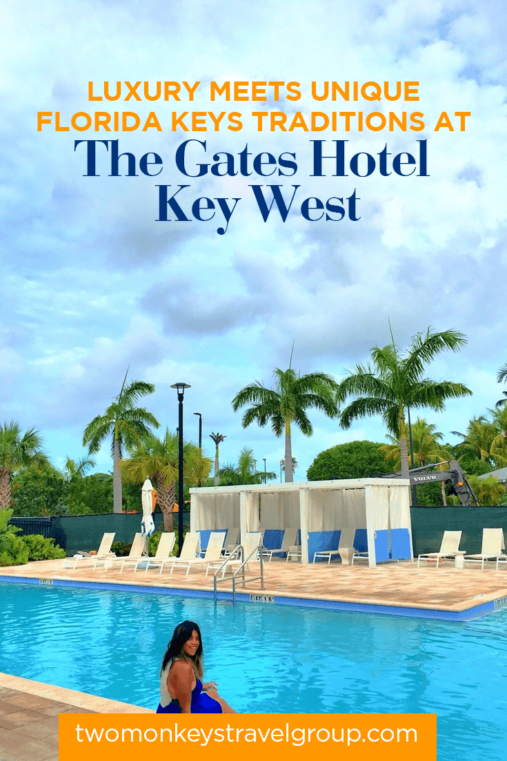Luxury Meets Unique Florida Keys Traditions at The Gates Hotel Key West