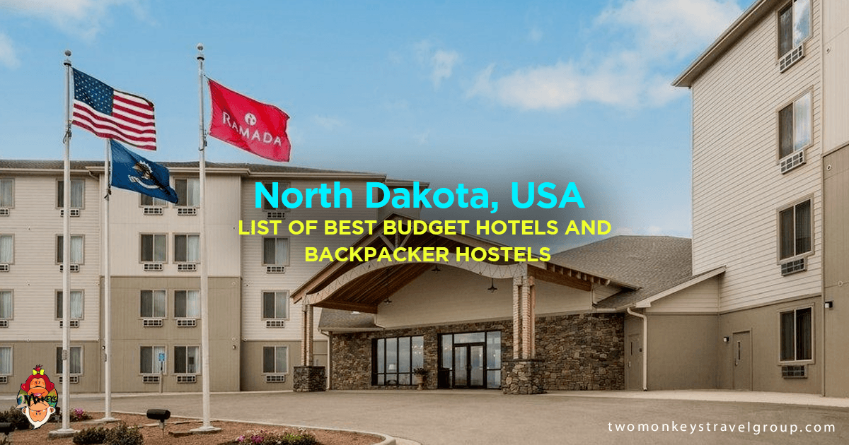 Complete List Of The Best Cheap Hotels In North Dakota