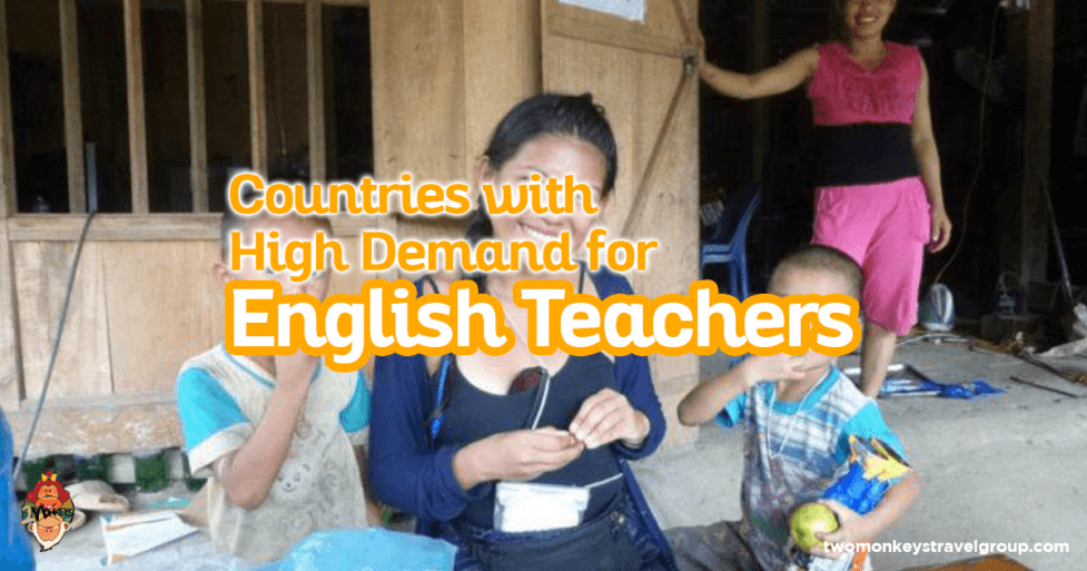 Where to Teach English Abroad? Countries with High-Demand for English Teachers!