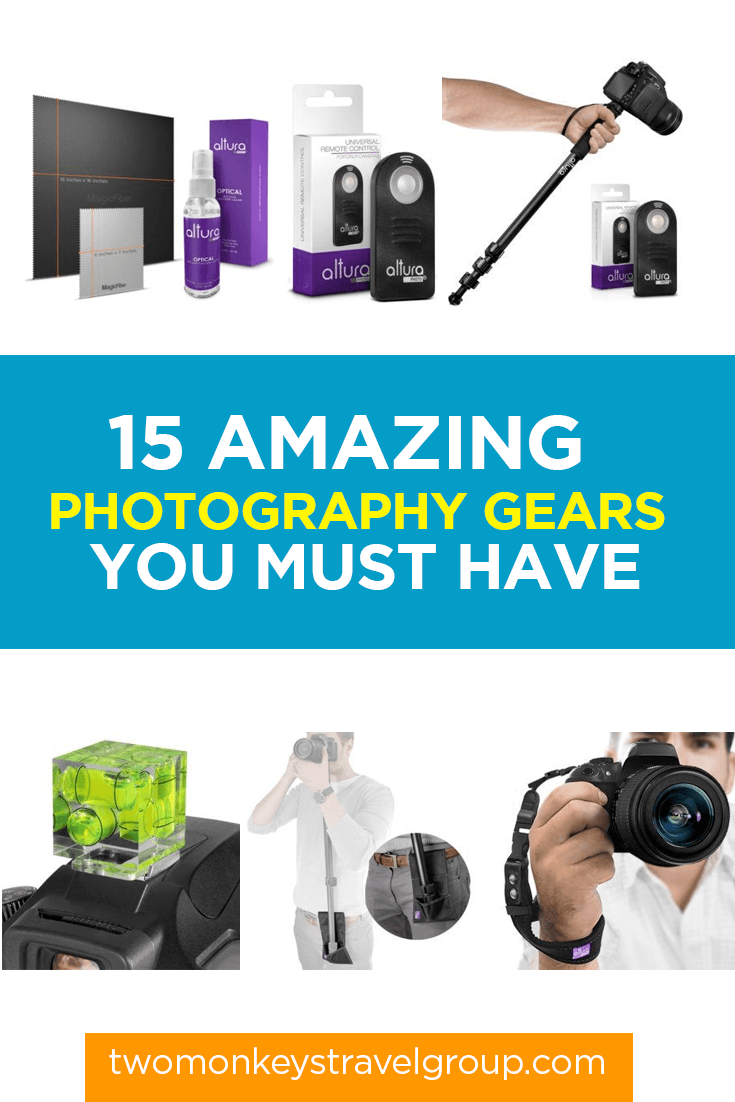 15 Amazing Photography Gears You Must Have