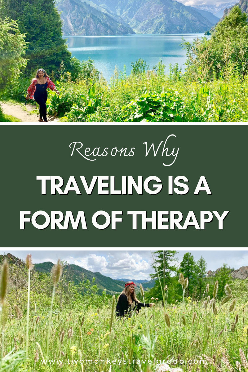 8 Reasons Why Traveling is a Form of Therapy