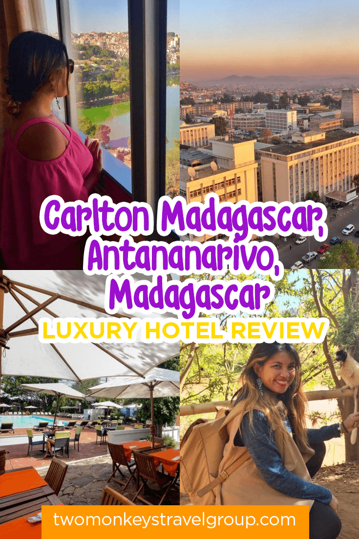 An Intimate Laook at Madagascar With Hotel Carlton Madagascar