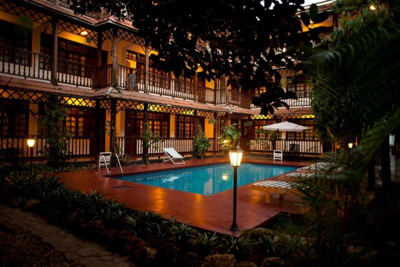 Classic Vintage Hideaway at the Protea Hotel Dar es Salaam Courtyard