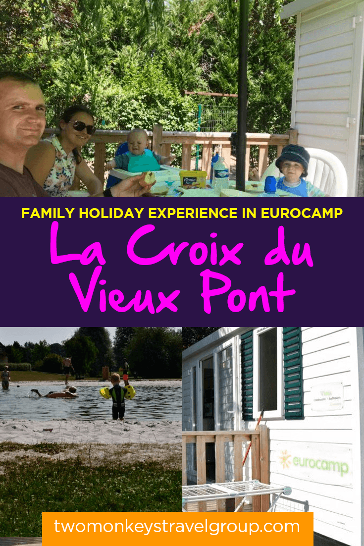 Family Holiday Experience in Eurocamp - La Croix du Vieux Ponta
