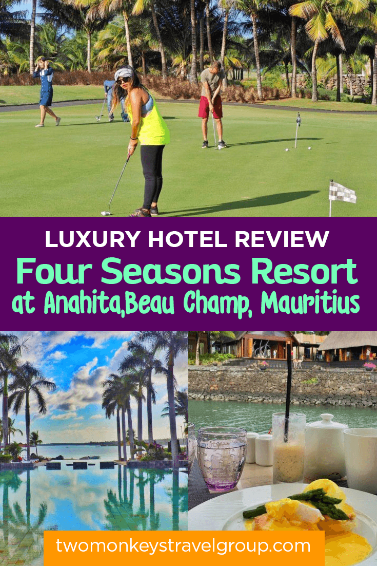 Best Luxury Hotel in East Mauritius – Four Seasons Resort at Anahita