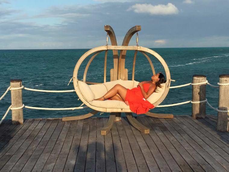 Chilling at Essque Zalu Zanzibar 8