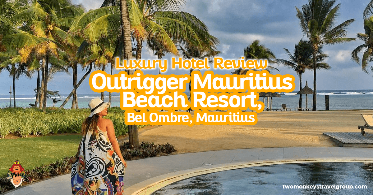 Most Instagrammable Resort in Mauritius - Outrigger Beach Resort