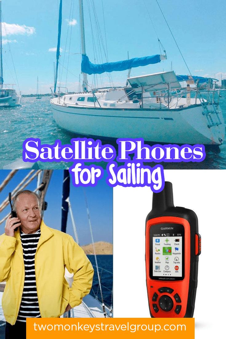 Satellite Phones for Sailing