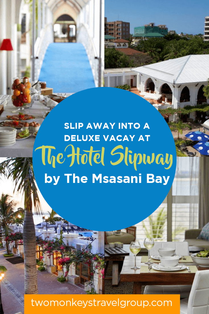 Slip Away into a Deluxe Vacay at The Hotel Slipway by The Msasani Bay