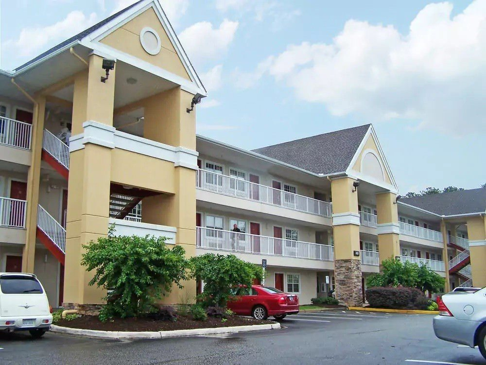 Ultimate List of Best Cheap Hostels for Backpackers in Columbia, South Carolina, Extended Stay America - Columbia - West - Interstate 126