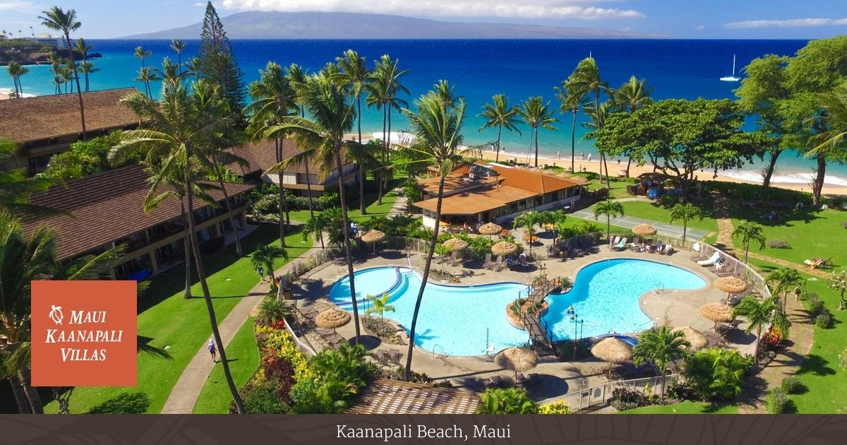 Ultimate List of Best Cheap Hostels for Backpackers in Kaanapali, Hawaii, Aston Maui Kaanapali Villas