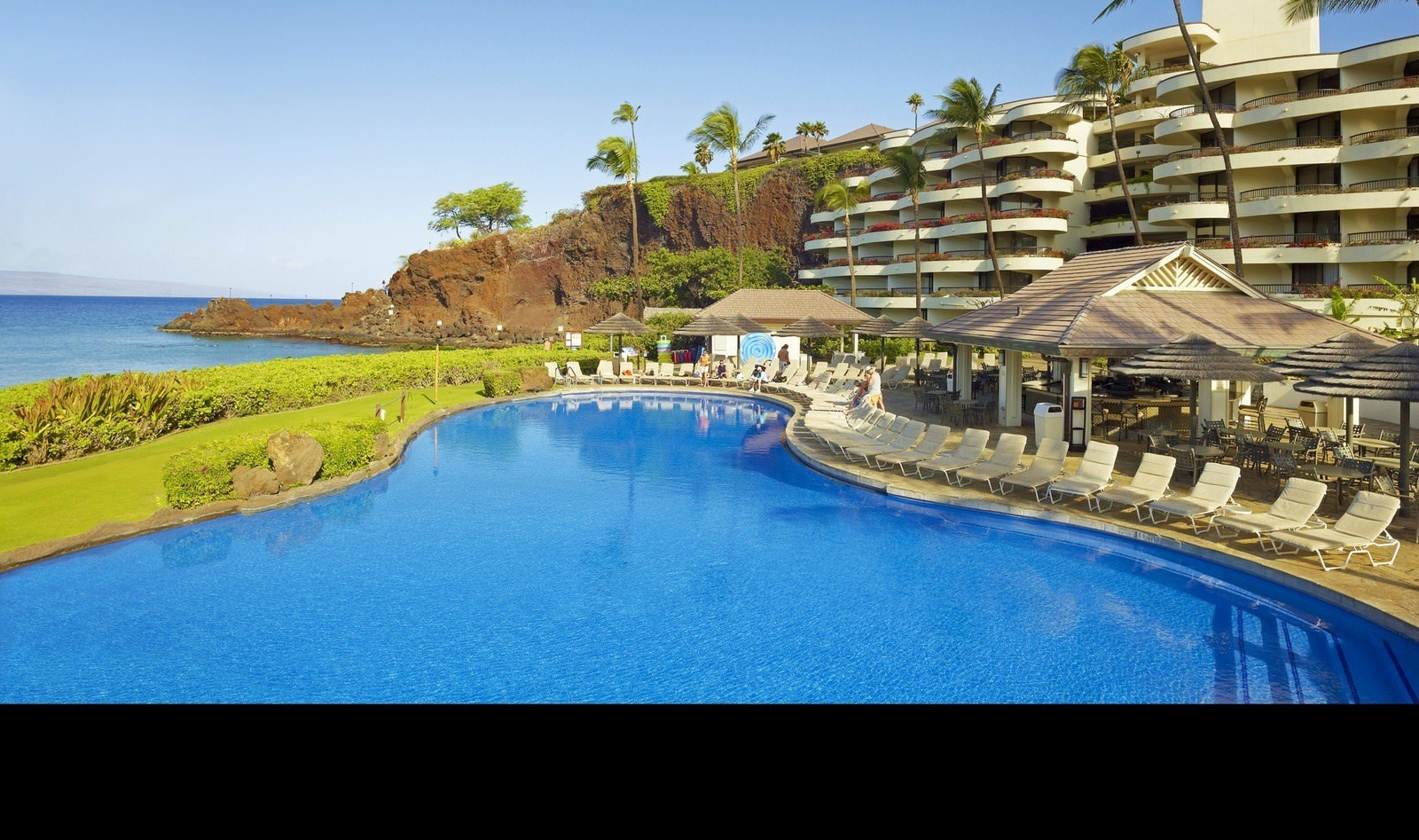 Ultimate List of Best Cheap Hostels for Backpackers in Kaanapali, Hawaii, Sheraton Maui Resort and Spa
