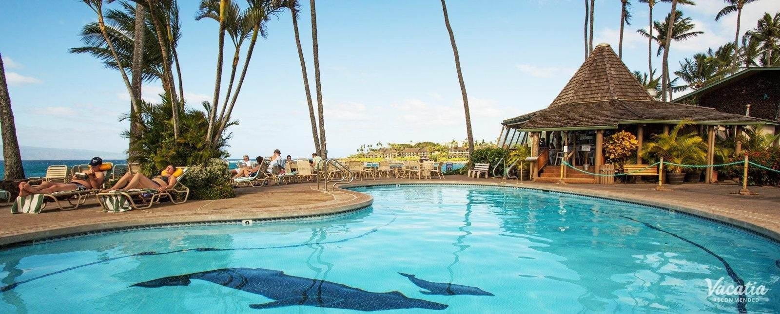 Ultimate List of Best Cheap Hostels for Backpackers in Kapalua, Hawaii, Napili Shores Maui by Outrigger