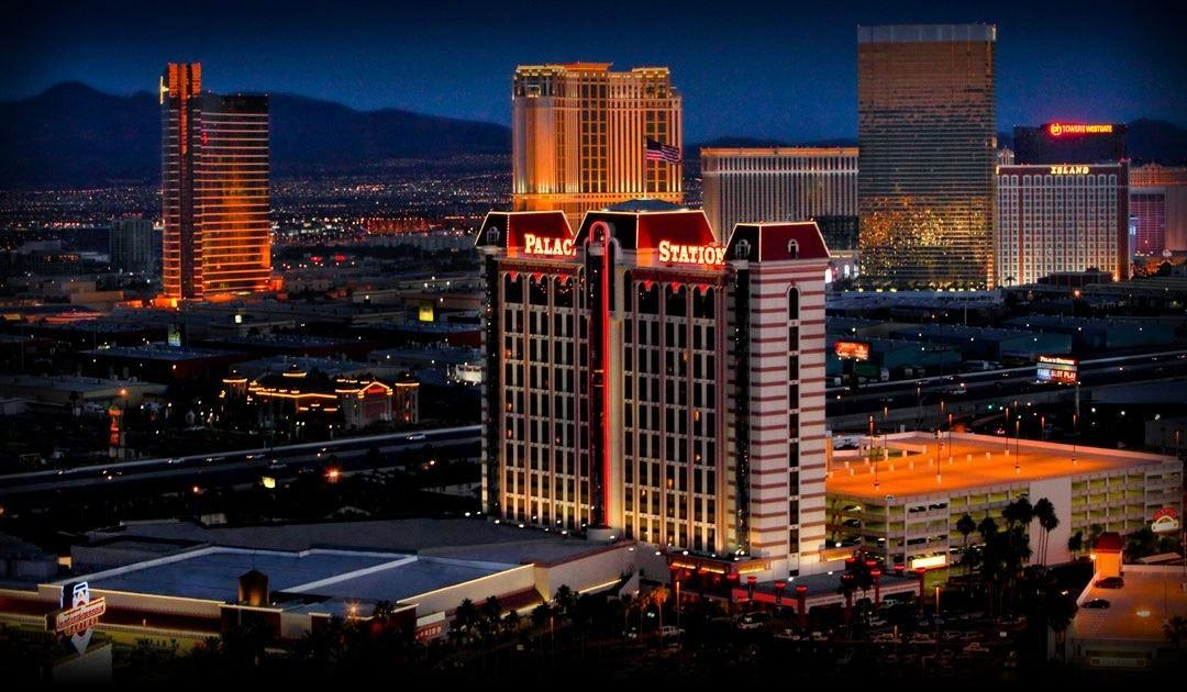 Ultimate List of Best Cheap Hostels for Backpackers in Las Vegas, Nevada, Palace Station Hotel and Casino