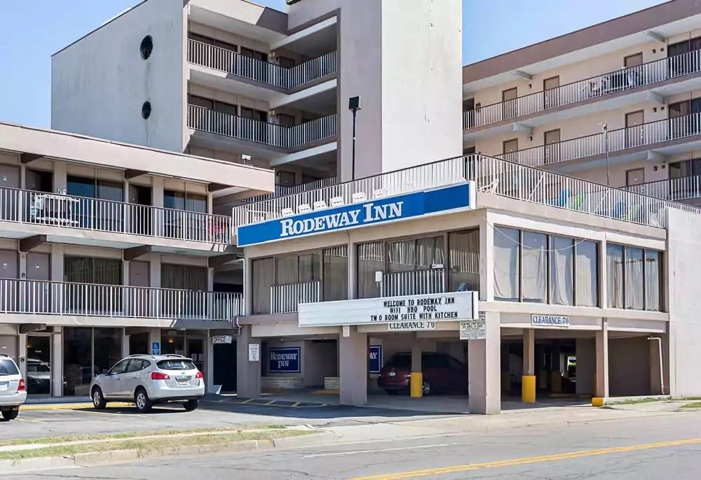 Ultimate List of Best Cheap Hostels for Backpackers in Virginia Beach, Virginia, Rodeway Inn