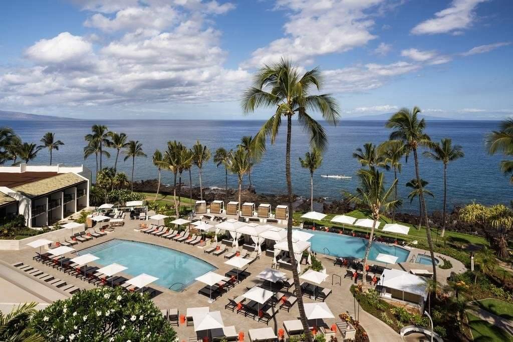 Ultimate List of Best Cheap Hostels for Backpackers in Wailea, Hawaii, Wailea Beach Resort - Marriott, Maui