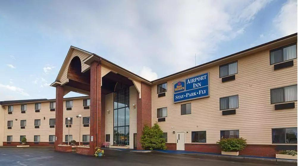 Ultimate List of Best Cheap Hostels for Backpackers in Warwick, Rhode Island, Best Western Airport Inn