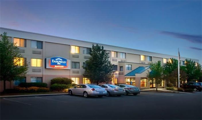 Ultimate List of Best Cheap Hostels for Backpackers in Williston, Vermont, Fairfield Inn Burlington by Marriott Williston