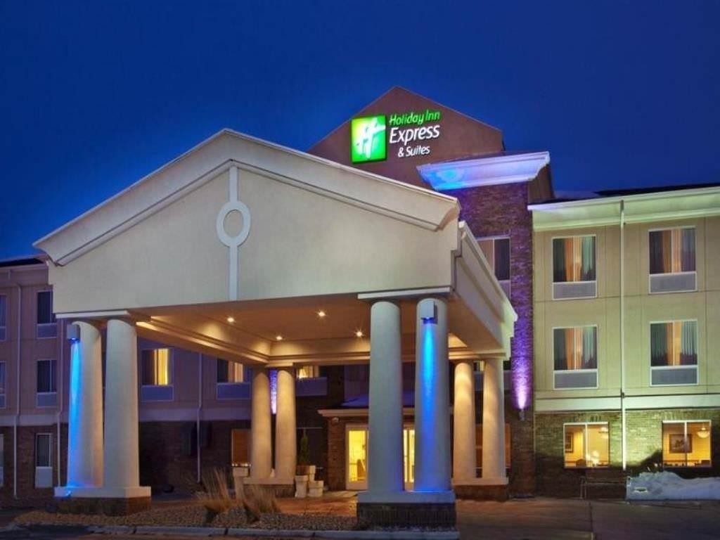 Ultimate List of Best Luxury Hotels in Bellevue, Nebraska, Holiday Inn Express Hotel & Suites Bellevue