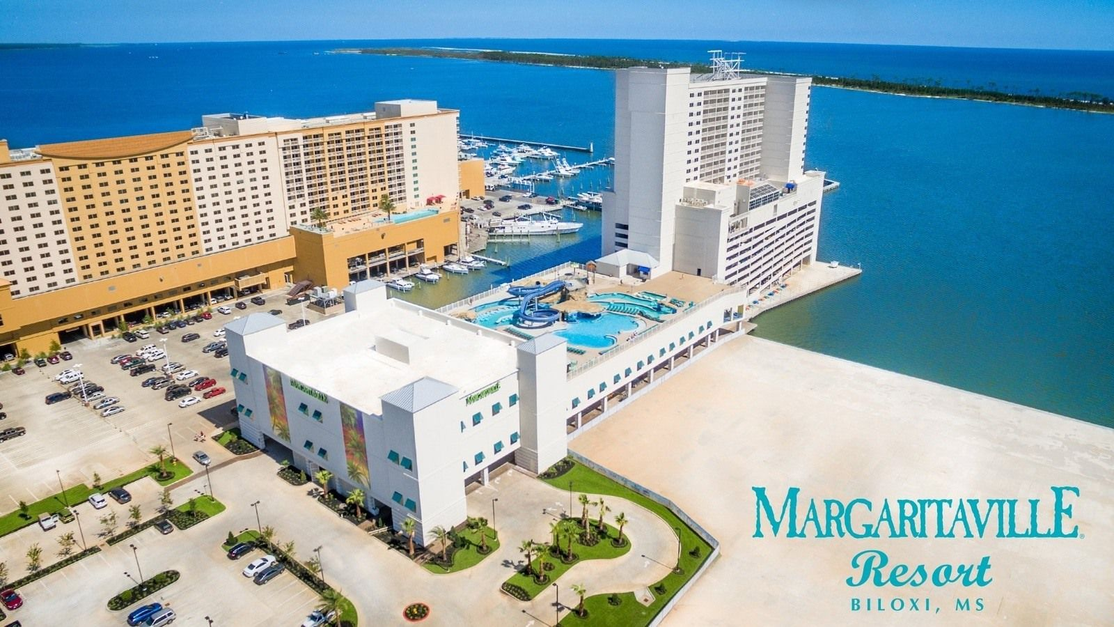Ultimate List of Best Luxury Hotels in Biloxi, Mississippi, Margaritaville Resort Biloxi