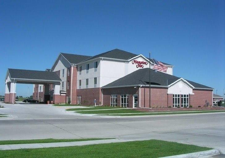 Ultimate List of Best Luxury Hotels in Grand Island, Nebraska, Hampton Inn Grand Island