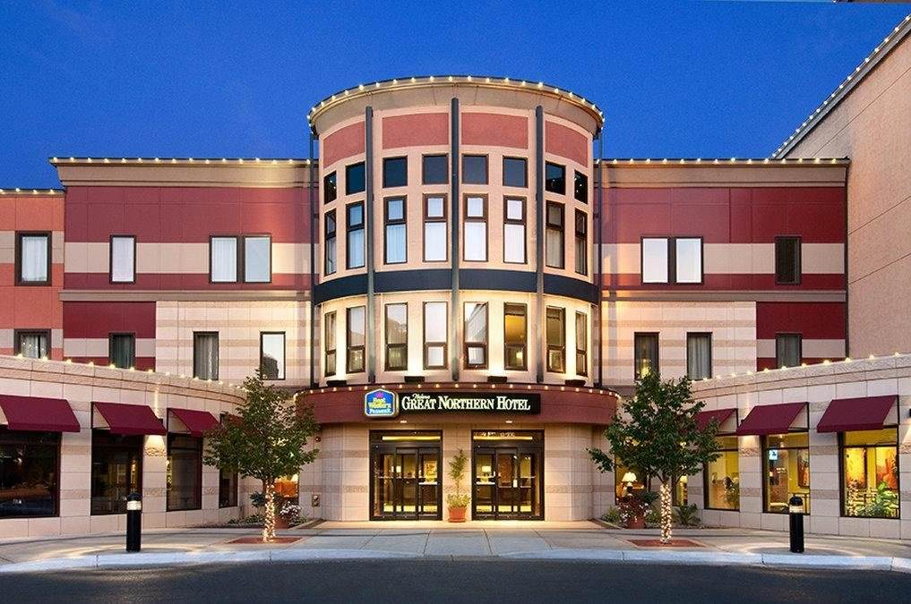 Ultimate List of Best Luxury Hotels in Helena, Montana, Best Western PREMIER Helena Great Northern Hotel