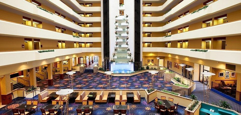 Ultimate List of Best Luxury Hotels in Jefferson City, Missouri, Capitol Plaza Hotel Jefferson City