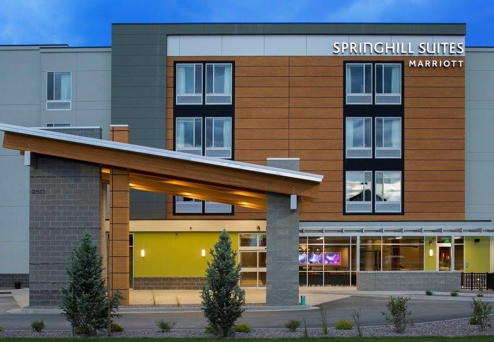 Ultimate List of Best Luxury Hotels in Kalispell, Montana, SpringHill Suites by Marriott Kalispell