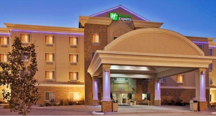 Ultimate List of Best Luxury Hotels in Kearney, Nebraska, Holiday Inn Express Kearney