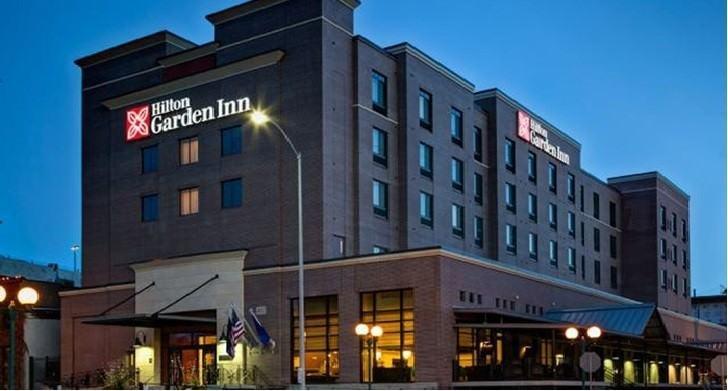 Ultimate List of Best Luxury Hotels in Lincoln, Nebraska, Hilton Garden Inn Lincoln Downtown-Haymarket