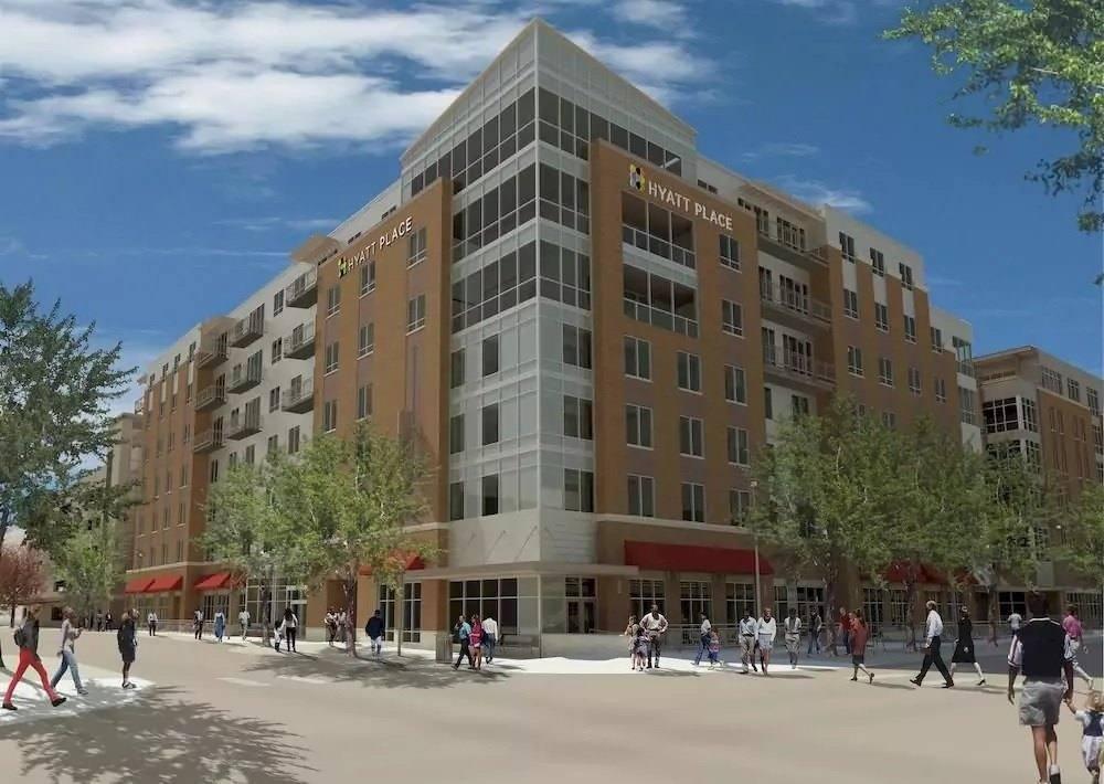 Ultimate List of Best Luxury Hotels in Lincoln, Nebraska, Hyatt Place Lincoln-Downtown-Haymarket