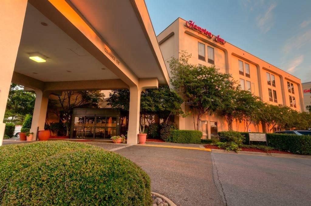 Ultimate List of Best Luxury Hotels in Meridian, Mississippi, Hampton Inn Meridian