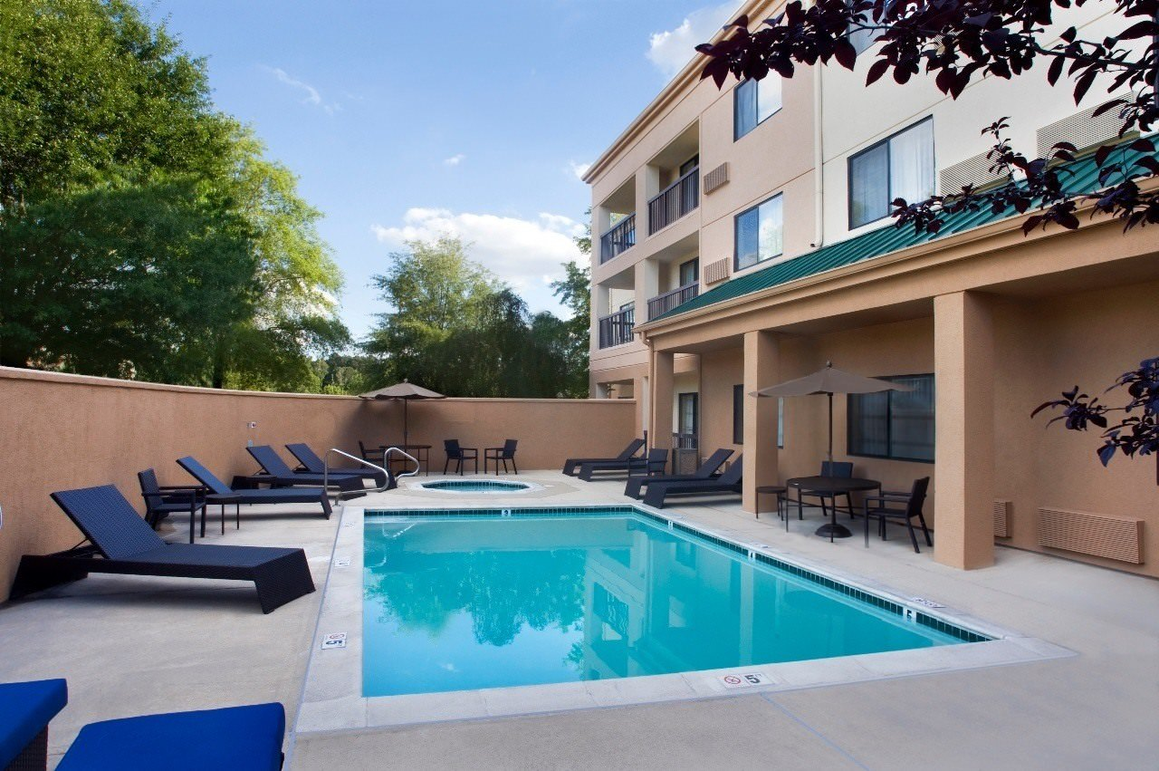 Ultimate List of Best Luxury Hotels in Tupelo, Mississippi, Courtyard Tupelo